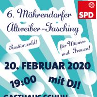 Altweiberfasching 2020